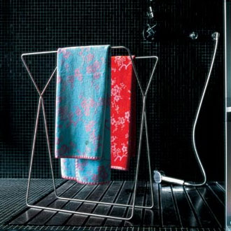 Stephen Burks Gio Bathroom Towel Rack