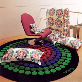 Verner Panton VIII Carpet