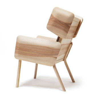 Aalto University Helsinki Study Armchair