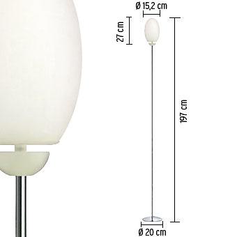 Achille Castiglioni Brera Lamp