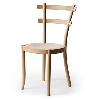 Ake Axelson Wood Chair