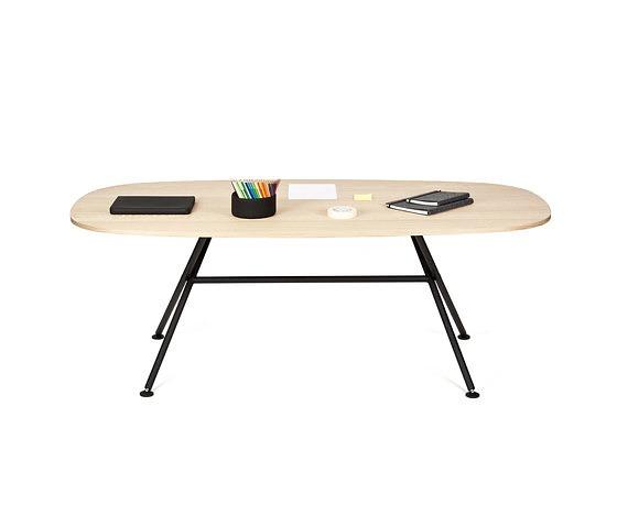 Alain Berteau Oval Tables