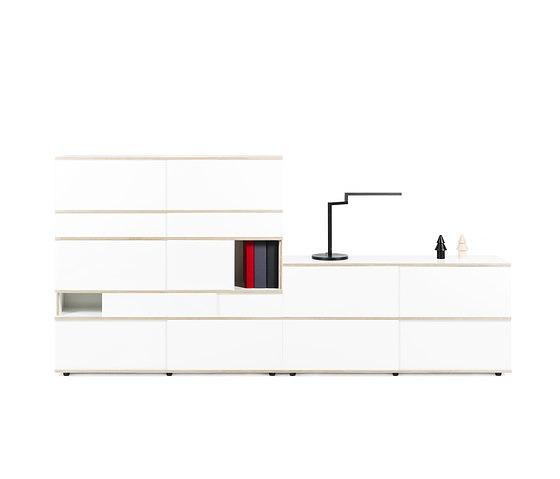 Alain Berteau Slide System Sideboard Collection