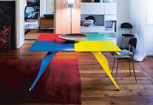 Alessandro Mendini Macaone Table