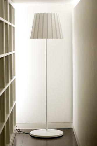 Alexander Taylor Tall Tank Floor Lamp