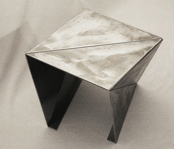 Alexander Britt Alufold Table