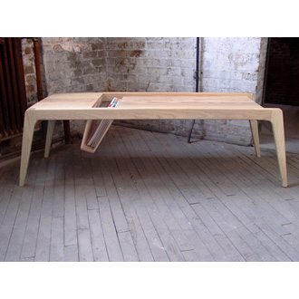 Ali Sandifer Studio Mag Coffee Table