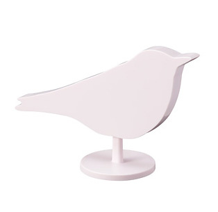 & design Bird Alarm Clock