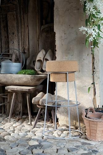 Andrea Radice & Folco Orlandini Bouchon High Stool