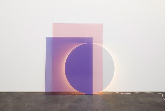 Andreas Engesvik and Daniel Rybakken Lt04 Colour Lamp