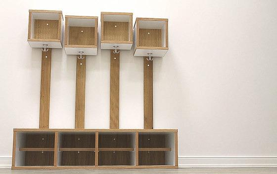 Andreas Janson Emily Wardrobe Collection