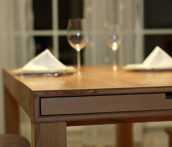 Andreas Janson Godfather Dining Table