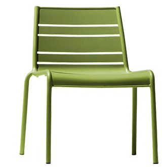 Andres Bluth Slat Chair