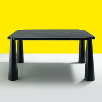 Angelo Mangiarotti Eros Four Legged Table