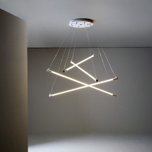 Angelo Micheli and Studio Lucchi & Biserni Shanghai Lamp