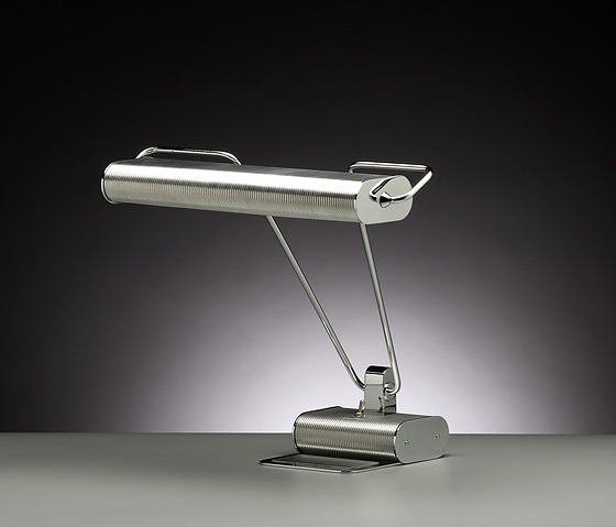 Anonymous Ad 34 Art Déco Desk Lamp