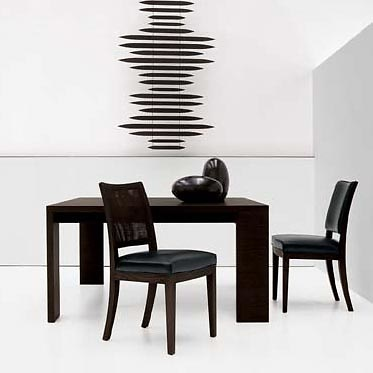 Antonio Citterio 2013 Apta Collection Chair