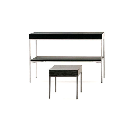 Antonio Citterio 9616 and 9620 Tables