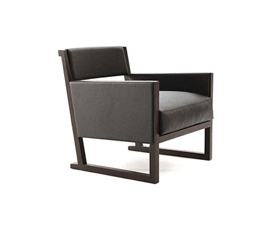 Antonio Citterio AC Collection SM65P Armchair