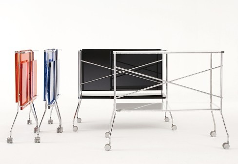 Antonio Citterio and Toan Nguyen Flip Trolley
