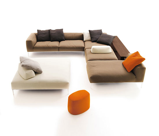Antonio Citterio Frank Seating Collection