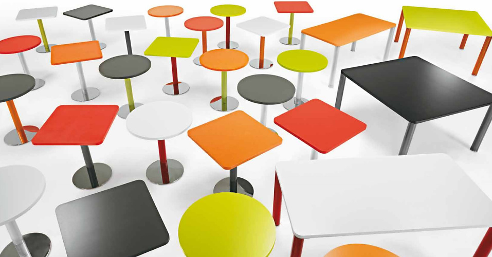 Archirivolto Lord Table and Paul Table