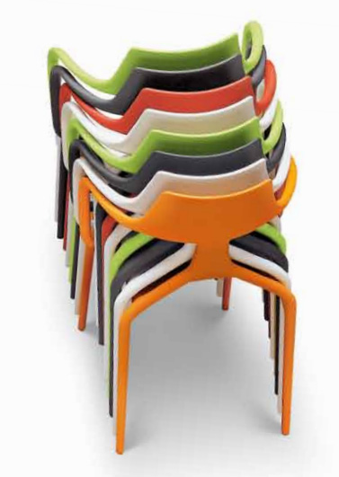Stacking Dining Chairs With Arms