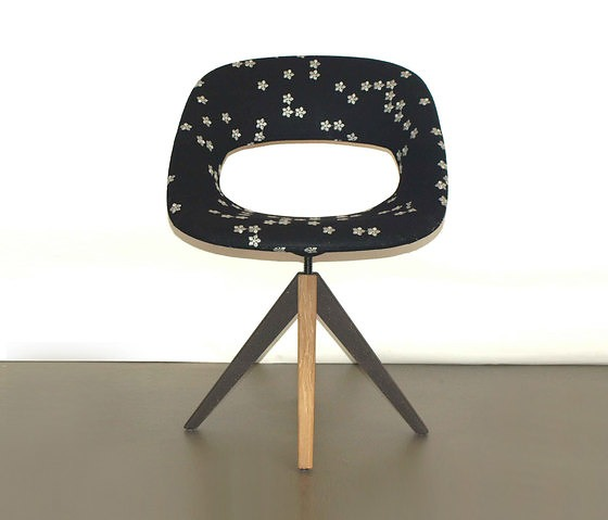 Arend Jan Hovestadt Diagonal Cross Legs Chair