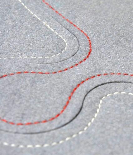 Arjan Van Raadshooven and Anieke Branderhorst A Piece Of Carpet Carpet