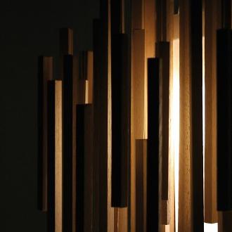 Arturo Alvarez Woods Lamp