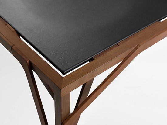 Atelier Oi Allumette Chair and Table