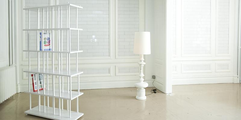 Autoban Reedy Bookcase