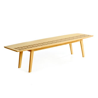 Bark The Beacon Collection Coffee Table