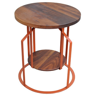 Begum Celik and Berk Simsek Diana&Dean Side Table