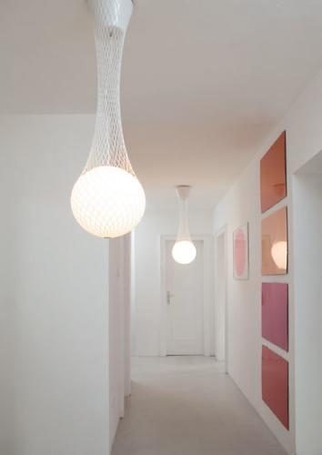 Benjamin Hopf Network Lamp