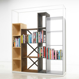 Benjamin Hubert Industry Bookcase