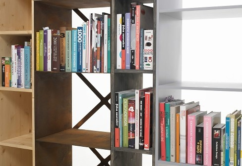 Benjamin Hubert Industry Bookcase