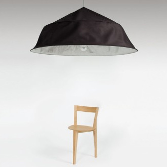 bertjan pot fold up xxl suspension lamp. Black Bedroom Furniture Sets. Home Design Ideas