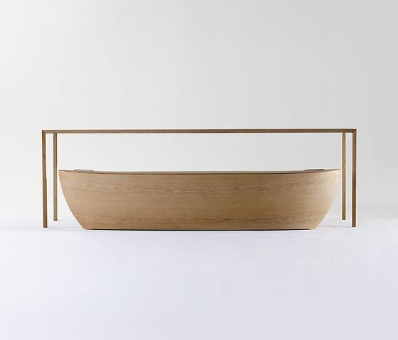 Bertjan Pot Arc Bench