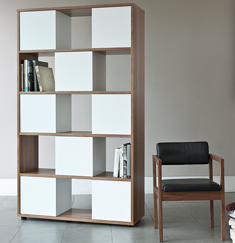 Bethan Gray Slide Shelving