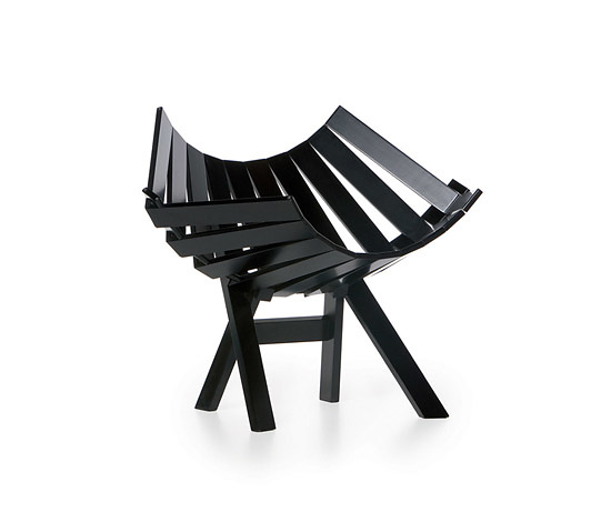 Blasius Osko and Oliver Deichmann Clip Chair