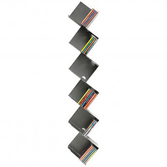 Blu Dot 2d-3d Wall CD Rack