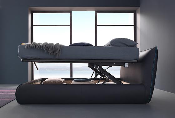 Bolzan Letti Moonito Double Bed