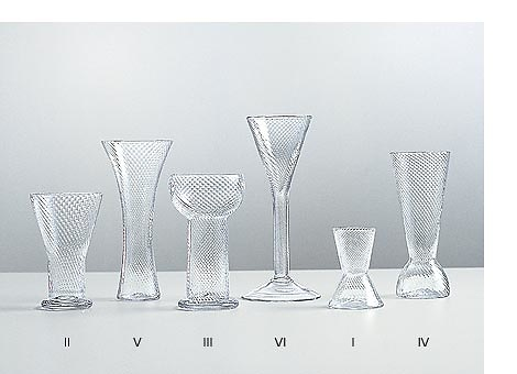 Borek Sipek Von Glasses