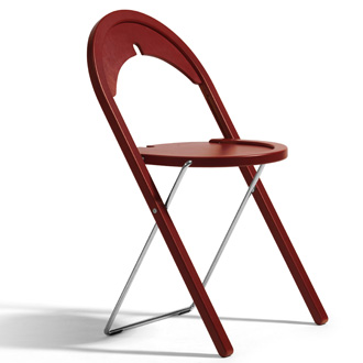 Borge Lindau Sparta Folding Chair
