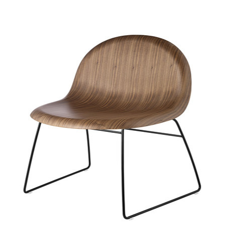 Boris Berlin, Poul Christiansen and Komplot Design Gubi Lounge Chair