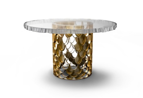 Brabbu Design Koi Dining Table