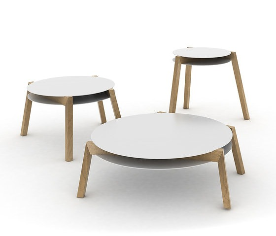 Bram Boo Barbasso Coffee Table