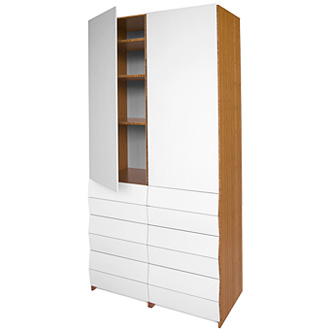 Brave Space Design Planar Wardrobe