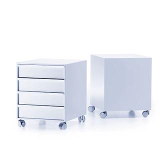 Bruno Fattorini Aluminum Cabinets